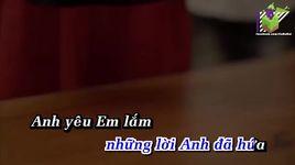 anh yeu em lam (karaoke) - khac viet