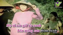 ao xanh (karaoke) - phi nhung