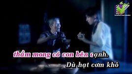 ba nam (karaoke) - phi nhung