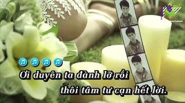 bai ca ky niem (karaoke) - huy thai