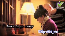 because i love you (karaoke) - minh thai, phan dinh tung
