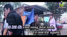 ben song cho (karaoke) - nguyen kha