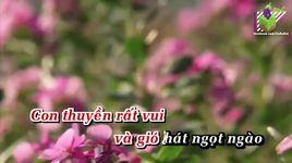 bien hat chieu nay (karaoke) - thu phuong