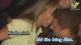 binh minh se mang em di remix 3h (karaoke) - dam vinh hung