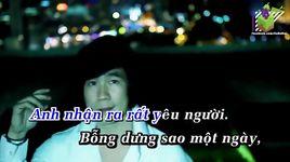 bong dung yeu em (karaoke) - khanh phuong