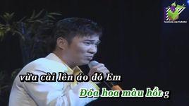 bong hong cai ao (karaoke) - quang linh