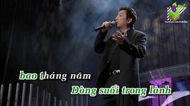 bong hong trang (karaoke) - truong vu