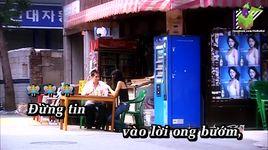 cam bay tinh yeu (karaoke) - huy vu
