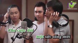 cam on cuoc doi (karaoke) - artista