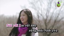 canh buom phieu du (karaoke) - lam anh