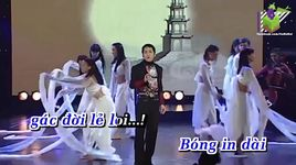 canh hoa trang (karaoke) - don ho