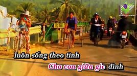 cau cho cha me (karaoke) - le hang
