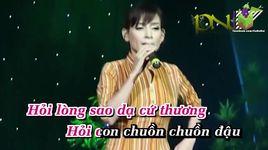 chac gi (karaoke) - phi nhung