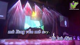 chen dang remix 3h (karaoke) - dam vinh hung