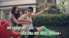 chi co em (karaoke) - bao kun, hoang ton, kay tran