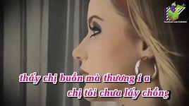 chi toi (karaoke) - tran thu ha
