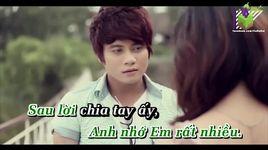 chia tay moi hieu (karaoke) - yuki huy nam