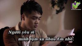 chia tay se tot hon (karaoke) - hong duong m4u
