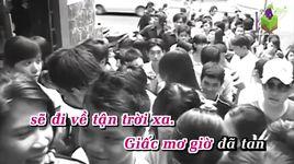 chiec o thoi gian (karaoke) - thu thuy