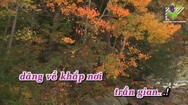 chieu tan (karaoke) - van khanh