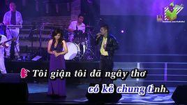 cho vua long em (karaoke) - hoang chau, van quang long
