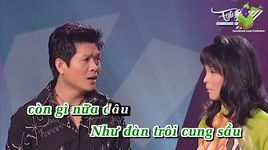 cho vua long em (karaoke) - hoang lan, manh dinh