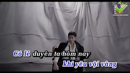 chon sau giac mo (karaoke) - noo phuoc thinh