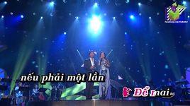 chon vui tam su (karaoke) - mai thien van, manh quynh