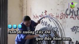 chom chom ly qua pha (karaoke) - chien thang