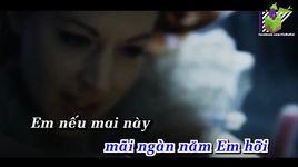co don tieng song (karaoke) - dam vinh hung