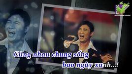 co hang nuoc (karaoke) - quang linh