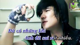 co le anh da sai (karaoke) - khanh phuong