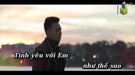 co quen di mot nguoi (karaoke) - vu quoc nhat