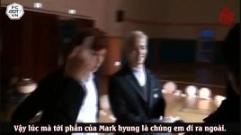 confession song mv making film (vietsub) - got7