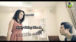 anh xin loi em (remix) (karaoke) - chau viet cuong