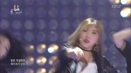 crazy (151116 kpop world festival) - 4minute