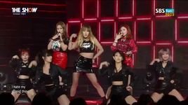 bad girl (151117 the show) - purfles