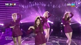 gently (151117 the show) - diagirls