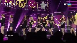like ooh-ahh (151117 the show) - twice