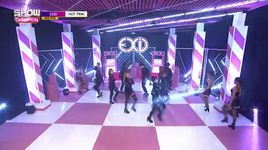 hot pink (151118 show champion) - exid