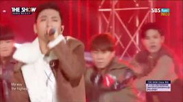 young, wild & free (151124 the show) - b.a.p