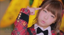 in lips, be my baby - akb48