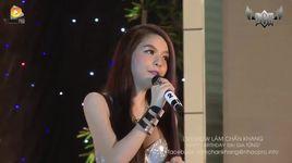tam giac tinh (live) - lam chan khang, saka truong tuyen