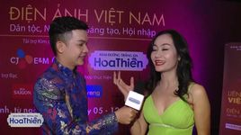 dien vien hanh thuy noi ve canh nong trong phim - v.a
