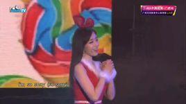 po beep po beep (2015 t-ara great china tour concert in guangzhou) - t-ara