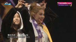 bye bye (2015 t-ara great china tour concert in guangzhou) - t-ara