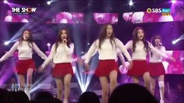 glass bead & me gustas tu (151208 the show) - gfriend