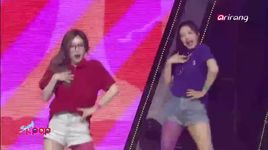 dumb dumb (151211 simply kpop) - red velvet