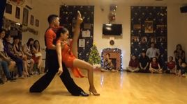 fang fang & minh - el tango de roxanne 1 (dance passion 221215) - dancesport