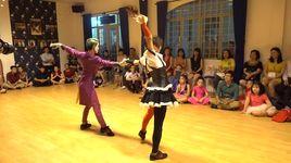 nguyen & an - joker & harley quinn 1 (dance passion 221215) - dancesport